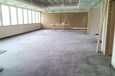 Nettoyage appartement fin de chantier